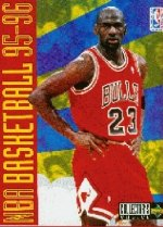 NBA Basketball 1995-1996 - Upperdeck