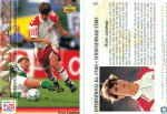 WorldCup USA 94 Preview Cards - Upperdeck