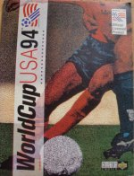 WorldCup USA 94 Sticker - Upperdeck