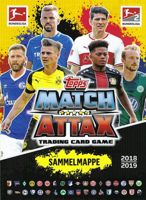 Match Attax 18/19