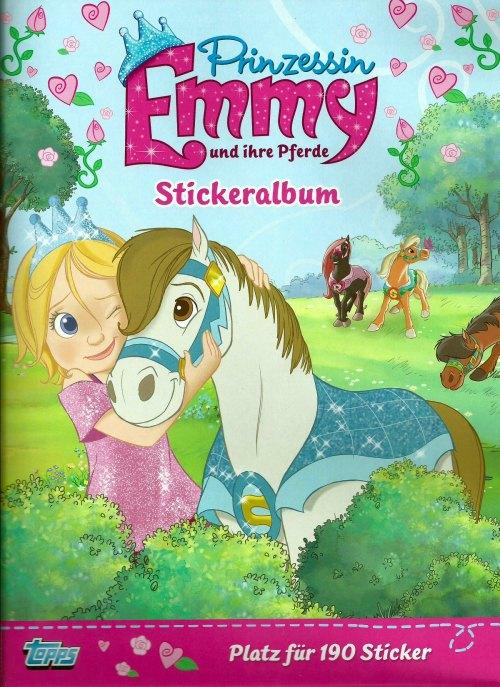 prinzessin emmy und ihre pferde  merlintopps