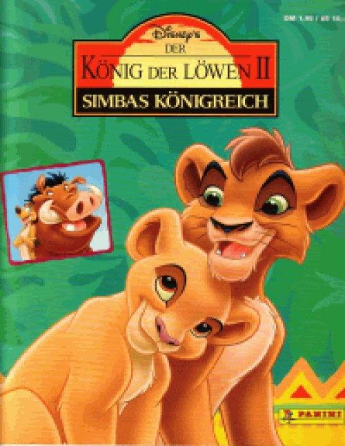 könig der löwen 2 namen