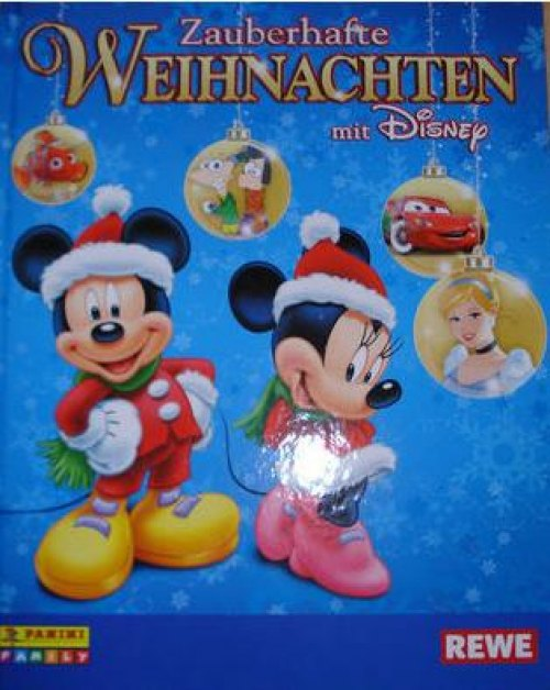 rewe zauberhafte weihnachten mit disney sonstiges. Black Bedroom Furniture Sets. Home Design Ideas